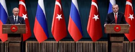 روسيا وتركيا:قرار ترامب بشأن القدس يزعزع  الاستقرار في الشرق الأوسط