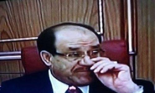 """المالكي:أنا أنقل العراق من """"الظلام إلى النور""""!!"""