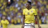 برشلونة يرغب في استقدام اللاعب الكولومبي ييري مينا