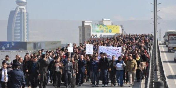 حكومة الإقليم :لن نسمح باستخدام العنف في التظاهرات