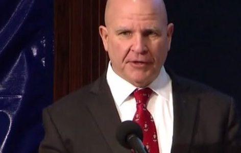 ماكماستر:إستراتجيتنا الأمنية ستركز على الدول الراعية للإرهاب إيران وتركيا وقطر