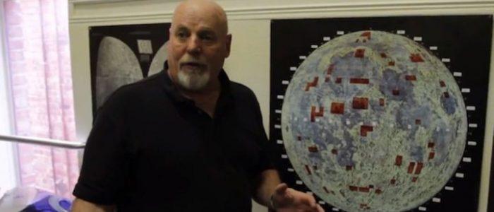 رجل أعمال أمريكي يبيع أراض على القمر!