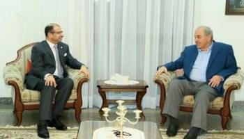 مصدر:تحالف انتخابي بين علاوي والجبوري
