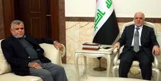 مصدر:العبادي رفض الانضمام لقائمة هادي العامري