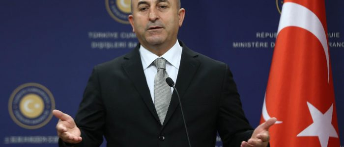 أوغلو:تركيا ستقوم بوساطة بين بغداد وأربيل لحل الخلافات العالقة بين الطرفين