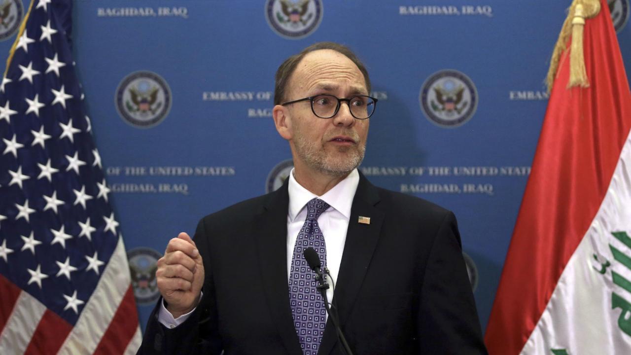 السفارة الأمريكية:الإرهاب لا يزال يشكل تهديداً في العراق