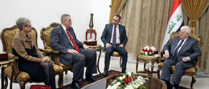 الأمم المتحدة تعلن استعدادها لدعم الانتخابات العراقية