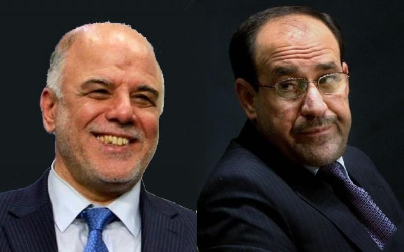 ائتلاف المالكي:العبادي سيخسر الانتخابات اذا خرج عن المالكي!