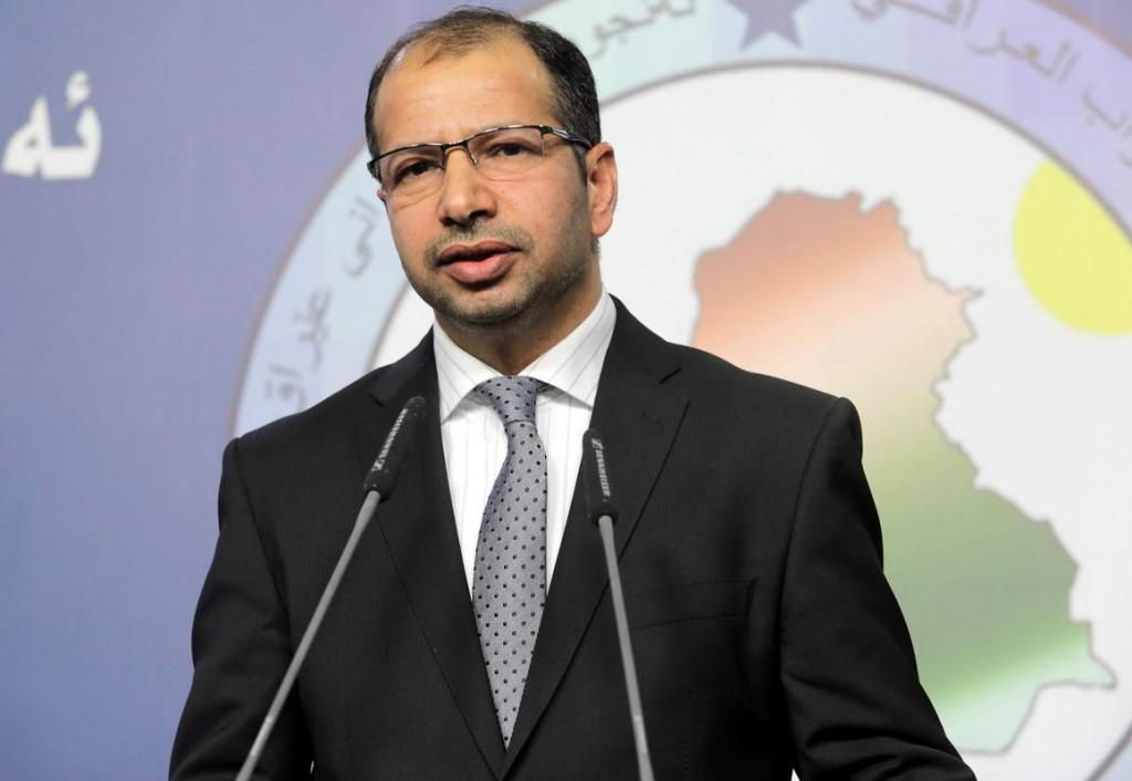 الجبوري:البرلمان سيستمر بعمله لحين إقرار قانوني الموازنة والانتخابات