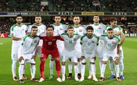 المنتخب العراقي يتصدر مجموعته في نهائيات كأس آسيا