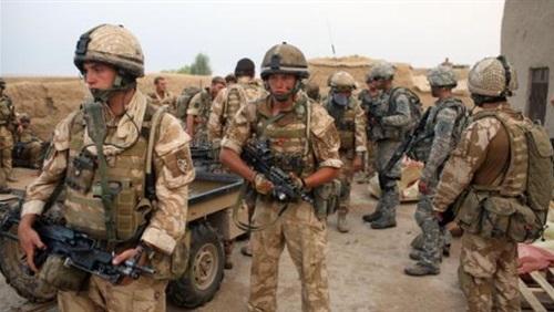 صحيفة:إرسال قوات بريطانية لحماية القوات الأمريكية