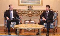 ماكغورك للبارزاني:بلادي تدعم الحوار بين بغداد وأربيل وفق الدستور