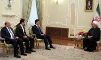روحاني:إقليم كردستان جزء مهمّ من العراق