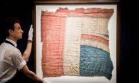 بيع قطعة من علم بريطانيا بنحو نصف مليون دولار