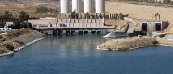 صحيفة:فرقة هندسية عسكرية أمريكية ستقوم بإصلاح سد الموصل