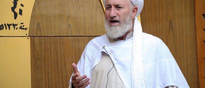 الشيخ الخالصي وضع النقاط على الحروف بشأن المشاركة في الانتخابات