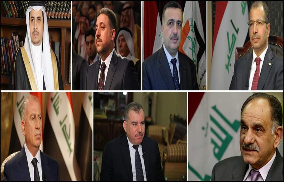 مصادر:5 قوائم انتخابية لسنّة المالكي