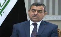 العلاق يبحث مع منظمة دولية إعادة إعمار العراق