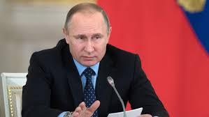 بوتين يعتزم تطوير برامج التعليم والرعاية الصحية والبنى التحتية