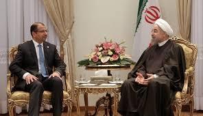الجبوري لروحاني:العراق لايستطيع الاستغناء عن الدور الإيراني!