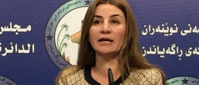 دخيل تحمل الجبوري مسؤولية فقدان مقاعد الكوتا الايزيدية