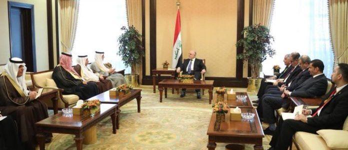 العراق والسعودية يؤكدان على تعزيز التعاون بين البلدين