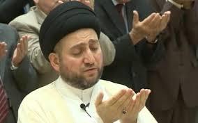 """الحكيم :انتخاب تيار الحكمة """"ضمان لمستقبل العراق""""!!"""