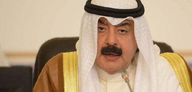 """الجار الله:مؤتمر الكويت هو """"مشروع إعمار العراق"""""""