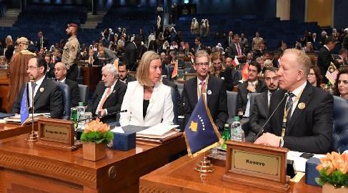 التحالف الدولي يجدد التزامه في دعم استقرار العراق