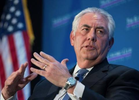 تيلرسون يطالب إيران بسحب مليشياتها من العراق
