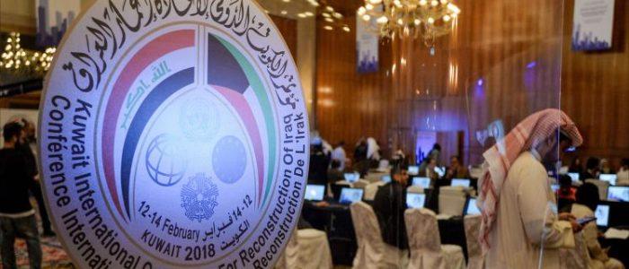 منظمات كويتية تتعهد بتقديم أكثر من 200 مليون دولار للعراق