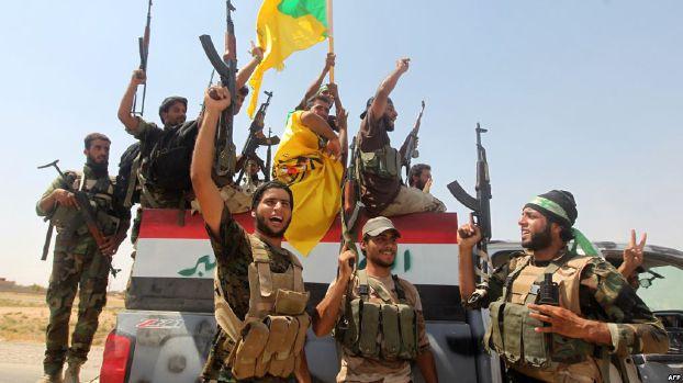 الحشد الشعبي هل يكون ( البديل ) للجيش العراق