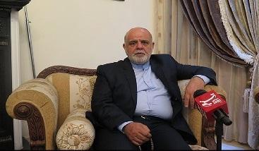 مسجدي يبحث في شمال العراق تفعيل المنافذ والأسواق الحدودية بين العراق وإيران