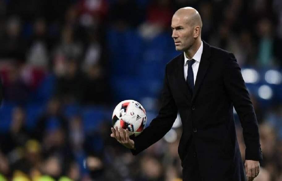 إدارة مدريد تستعد لرحيل زيدان