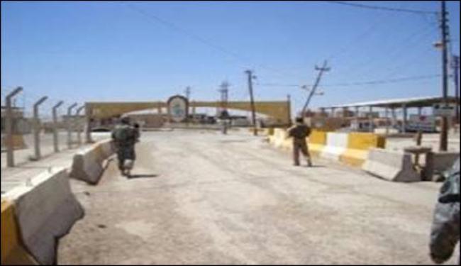 الداخلية:الموافقة على فتح منفذ البو كمال الحدودي