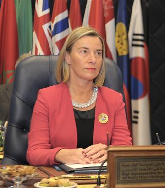 موغيريني:الاتحاد الاوروبي سيستثمر بـ400 مليون دولار في العراق
