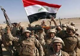 والله زمن يا جيش العراق