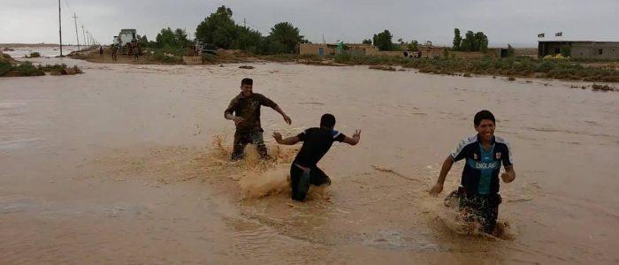 قائممقام بدرة:قدوم موجات فيضانية من إيران تجاه المحافظة