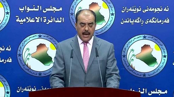 المشهداني: نرفض وصف حزام بغداد بالمناطق الإرهابية