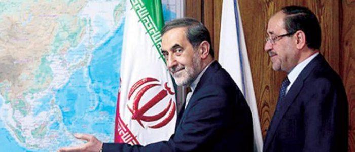 الشعب العراقي يرد على ولايتي:أذهب أنت وادواتك في العراق إلى الجحيم