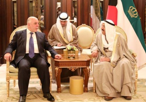 العراق والكويت يؤكدان على تعزيز التعاون بين البلدين