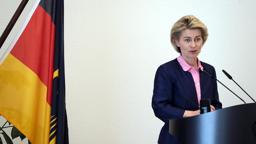 دير ليين: سيتم نشر القوات الالمانية في عموم العراق