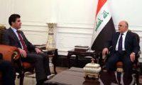 صفحة جديدة بين أربيل وبغداد !