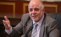 العبادي يهنىء الشعب العراقي برفع الحظر الجزئي عن الملاعب العراقية