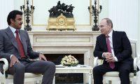 الأثنين المقبل..مباحثات روسية قطرية