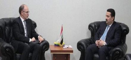الولايات المتحدة تؤكد على دعم تنمية القطاع الصناعي العراقي والنهوض بالقطاع الخاص
