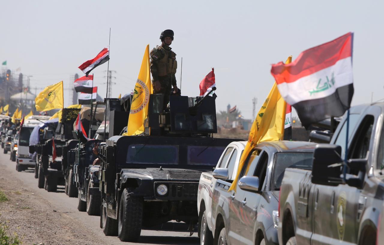 تايم الأمريكية:الحشد الشعبي ذراع إيراني ووجوده يهدد القوات الأمريكية