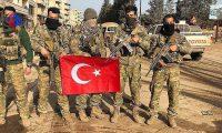 أردوغان يعلن السيطرة على مركز مدينة عفرين السورية