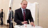 على طريقة 99.99%..بوتين يفوز بولاية رابعة لرئاسة روسيا