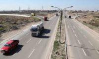 مصدر:إبرام العقد مع شركة أولف كروب لتأهيل طريق بغداد عمان